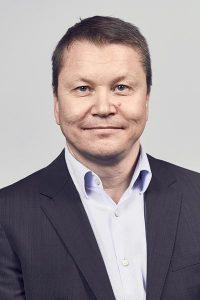 Mika Karjalainen, Chief Technology Officer at Evac