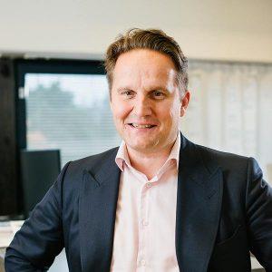 Tomi Gardemeister, CEO, Evac Group