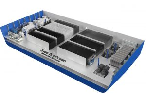 Evac EcoOcean moving bed bioreactor