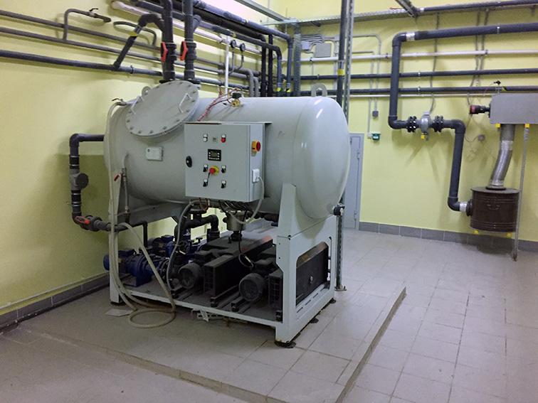 依凡克排水系统