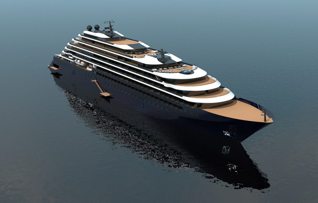 The Ritz-Carlton Yacht Collection luxury yacht