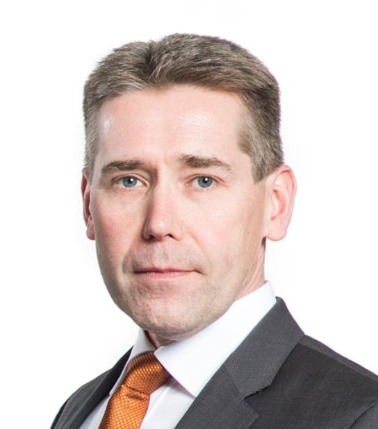 Mikko Leino, COO, Evac Group